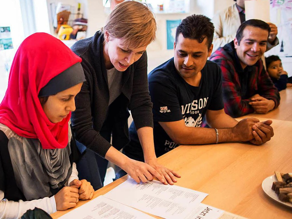 Flüchtlingsarbeit Jobs