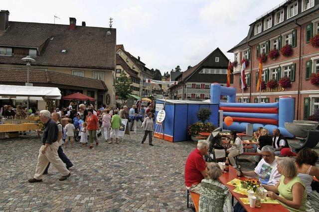 Verkaufsoffener Sonntag in Lenzkirch mit vielfältigen Angeboten