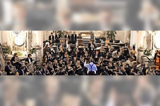 Verbandsjugendorchester Hochrhein gibt Abschlusstourneekonzert