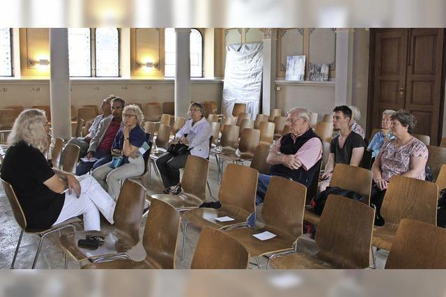 Blick auf das jüdische Leben in Sulzburg