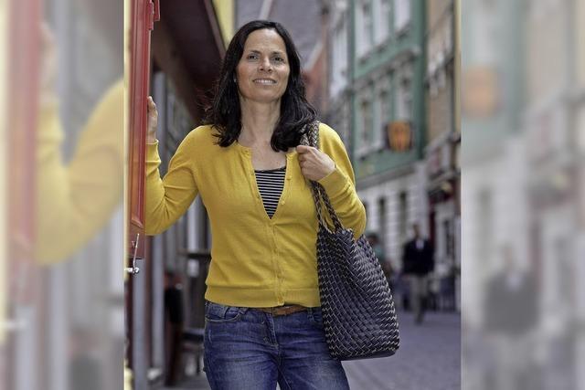 Gudrun Wursthorn engagiert sich als Familienpatin beim Kinderschutzbund