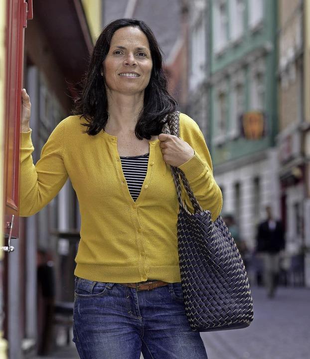 Gudrun Wursthorn will Familien unterst... weniger Glück hatten als sie selbst.   | Foto: Thomas Kunz