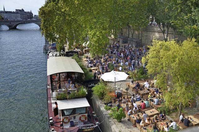Rechtes Seine-Ufer soll auf einer Strecke von drei Kilometern für Autos gesperrt werden
