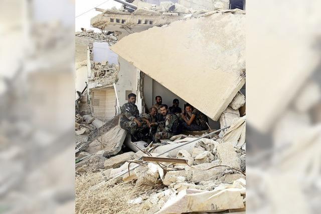 Der österreichische Islamwissenschaftler Walter Posch über den Krieg in Syrien