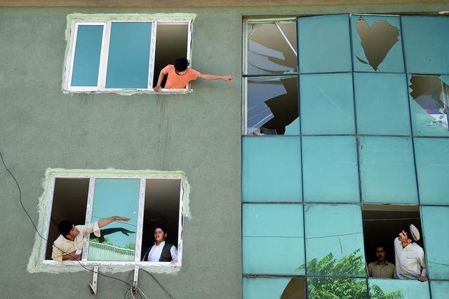 Taliban greifen Hilfsorganisation in Kabul an