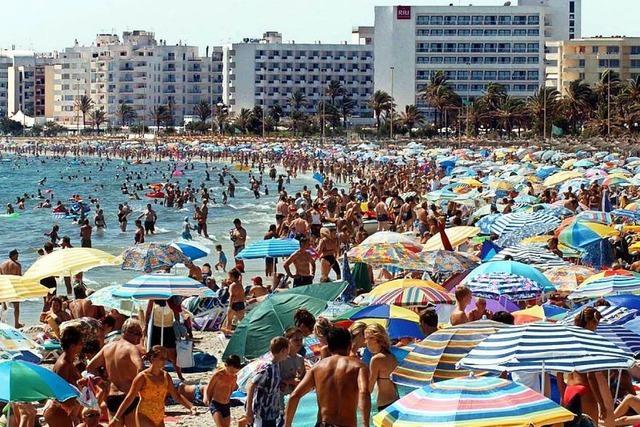Touristenmassen bringen Balearen ans Limit