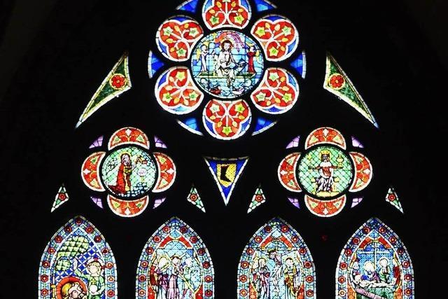 Diese Geschichten erzählen die Münsterfenster