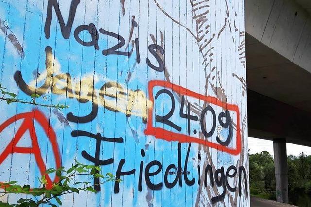 Rechte Demo in Weil am Rhein soll im November stattfinden
