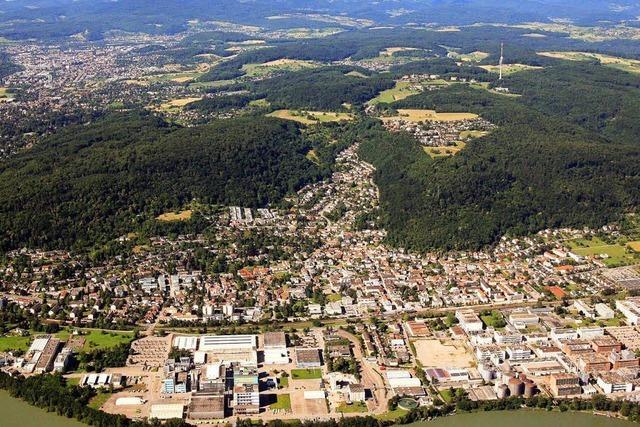 Immer mehr Schweizer ziehen nach Grenzach-Wyhlen
