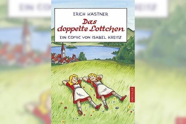 BUCHTIPP: Comic mit Zwillingen