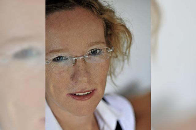 ZUR PERSON: Sylvia Kéré Wellensiek