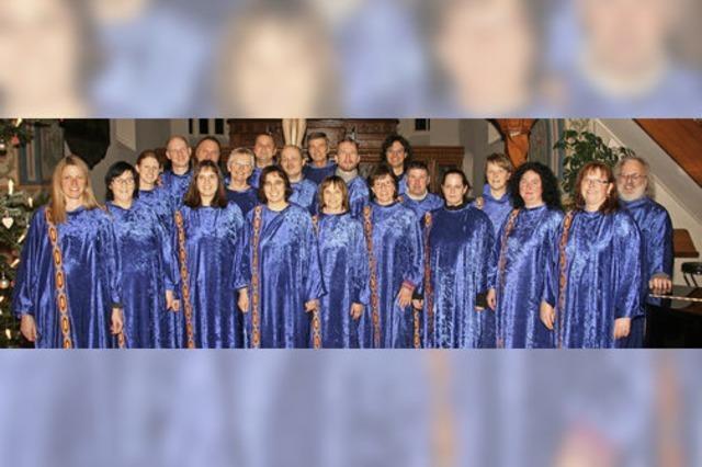 Gospeltrain gestaltet Gottesdienst und Matinée-Konzert