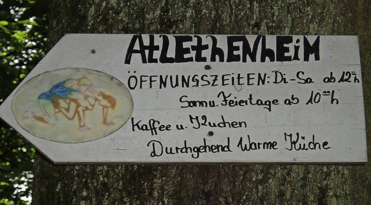 Athletenheim  | Foto: Stapf