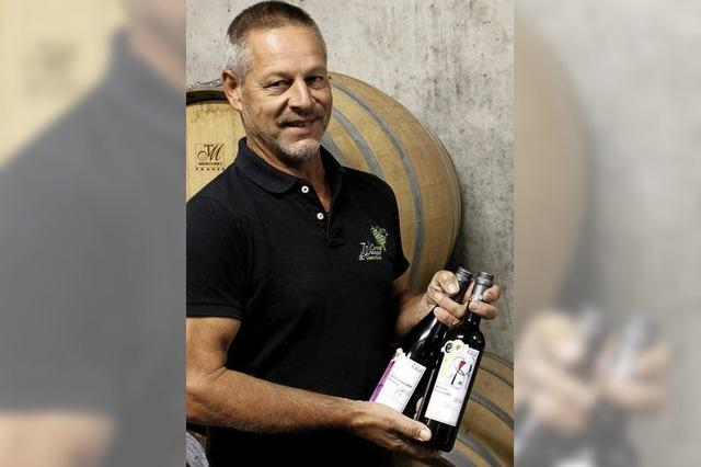 Ernst siegt bei Weintrophy
