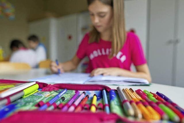 Mehr Kinder, aber zu wenig Lehrer