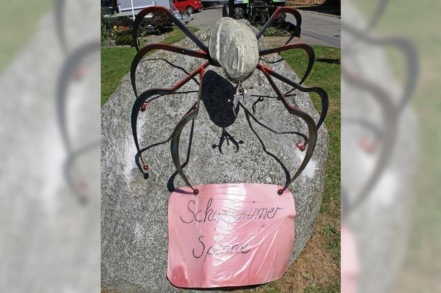 Die Spinne(n)