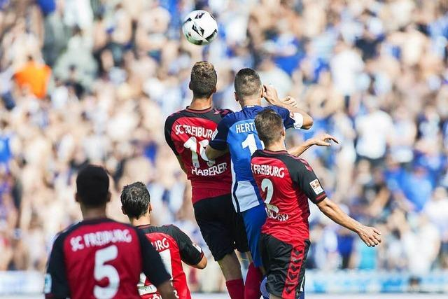 Liveticker zum Nachlesen: SC Freiburg – Borussia M'gladbach 3:1
