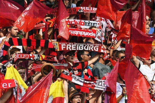 SC Freiburg gewinnt gegen Mönchengladbach mit 3:1