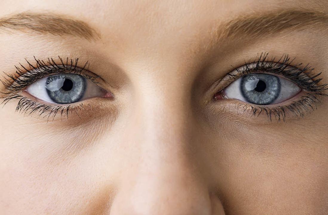 Seelische Belastungen und Anspannung im Alltag sind nicht gut für die Augen.   | Foto: Colourbox