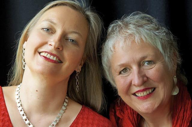 Duo Wajlu mit Musik aus Osteuropa im Paul-Gerhardt-Haus