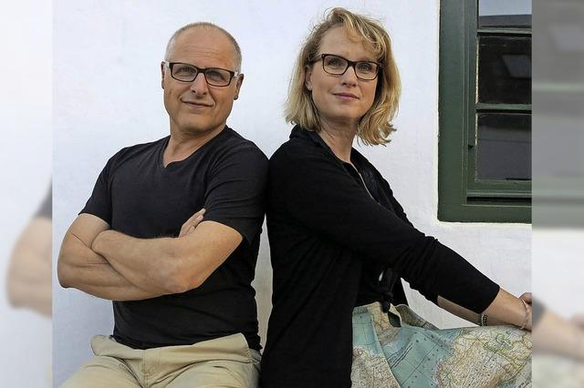 Schreiber vs. Schneider treten in Tiengen auf