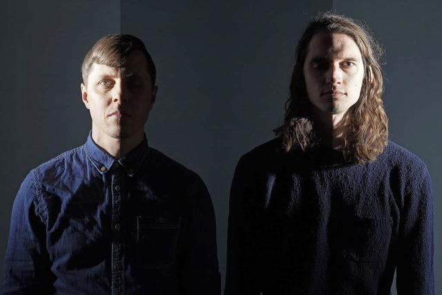 Das Indiefolk-Duo Black Oak tritt im Swamp in Freiburg auf
