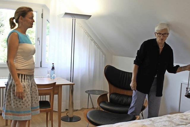 Nach Umbauphase führt Familie Adler das Gasthaus