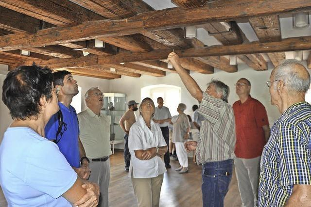 Ein Dach, das seit 230 Jahren hält