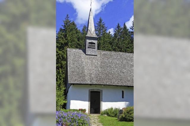 Donauquelle und Martinskapelle