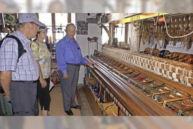 Nur wenige Besucher kamen ins Heimatmuseum Hotzenwald am Tag des offenen Denkmals