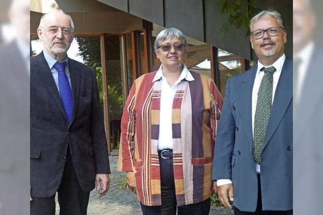 Pfarrer Matthias Hasenbrink übernimmt evangelische Kirchengemeinde für ein Jahr