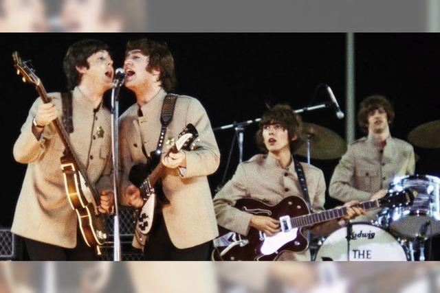 Grenzenloser Überdruss: Die neue Beatles-Doku im Kino
