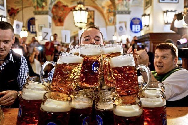 Wo die Bayern Spitze sind