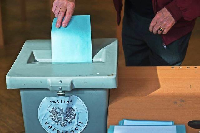 Bundespräsidenten-Stichwahl auf Dezember verschoben