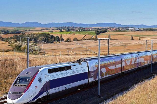 Hollande will Lokomotivenfabrik in Belfort retten