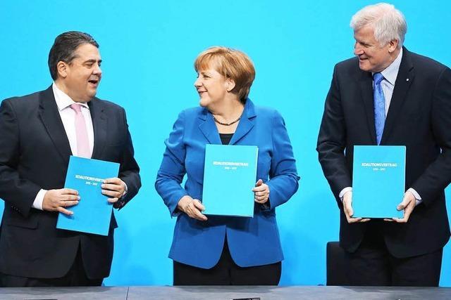 Flüchtlinge: Opposition kritisiert Koalitionsgipfel