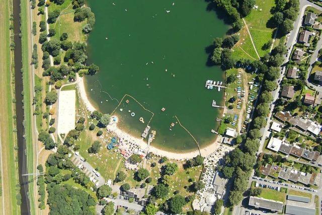 Dienstag und Mittwoch letzte Strandbadetage am Gifiz-See