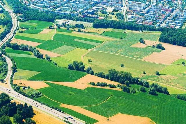 Neuer Freiburger Stadtteil soll größer werden als Rieselfeld