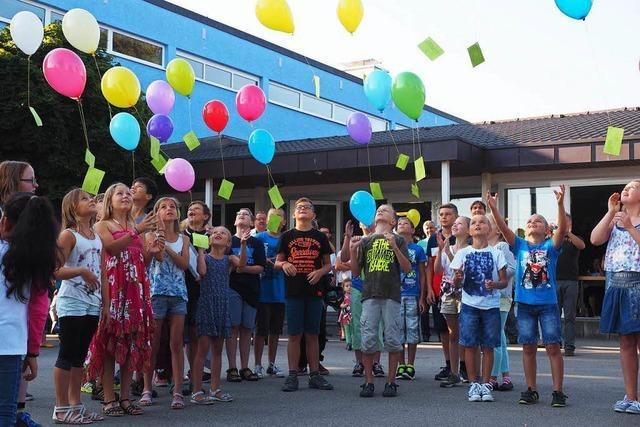 Gemeinschaftsschule startet mit 35 Schülern