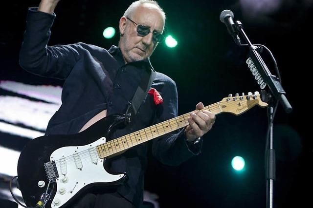 The Who in Stuttgart: Imposantes Rockgewitter