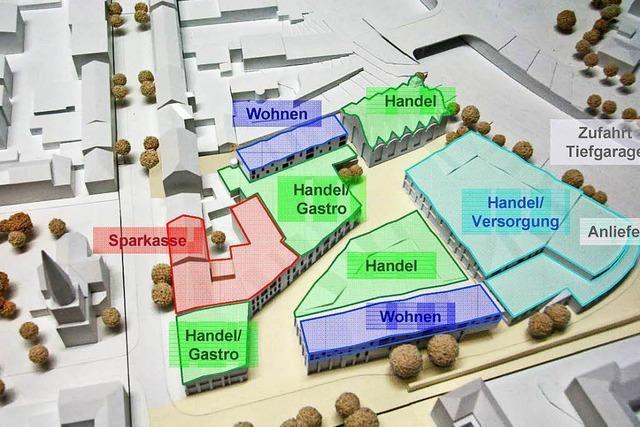 Verwaltungsrechtler will Einkaufsquartier verhindern