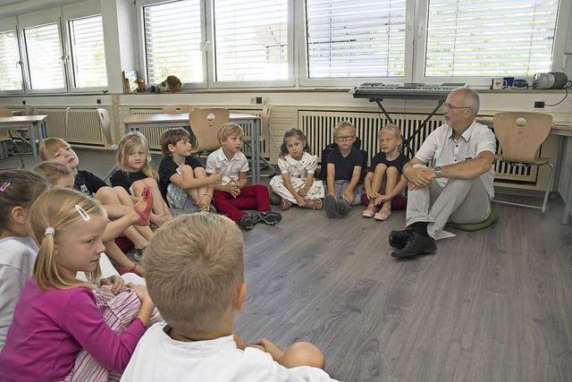 Eine Schule mit christlichen Werten