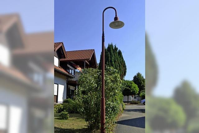 Künftig leuchtet LED
