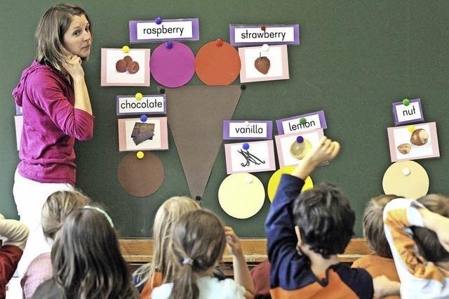 Ausreichend Lehrer an den Schulen