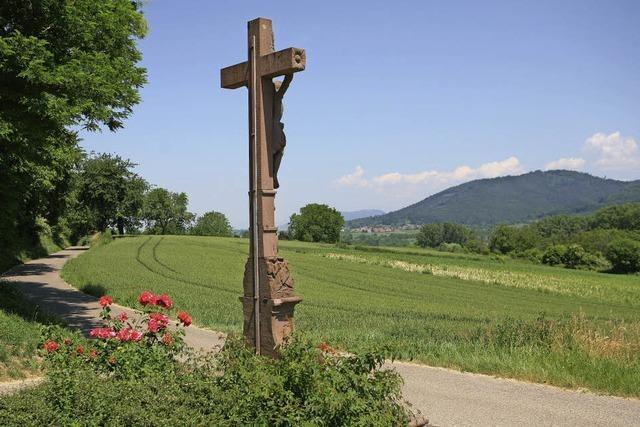 Schmuckes Kreuz