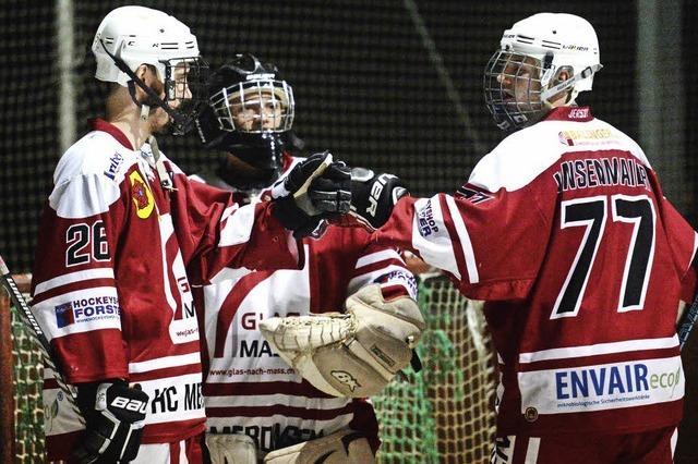 HC Merdingen dicht vor dem Halbfinale