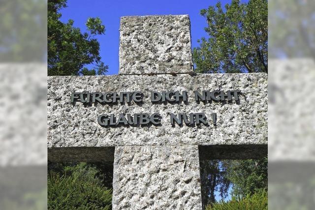 Wie ein Friedhof die Zeiten spiegelt