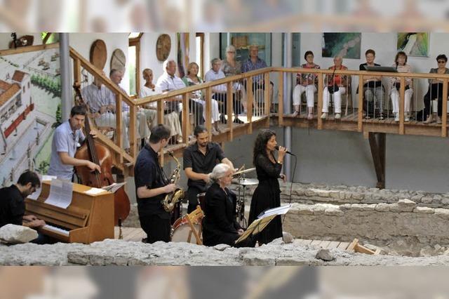 Armenische Musik lockt in die Römervilla
