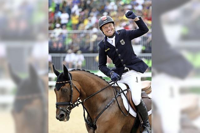 Olympiasieger gratulieren zum Geburtstag