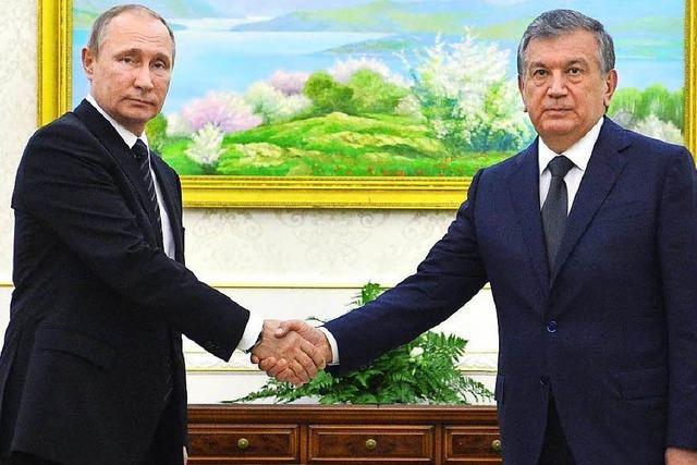 In Zentralasien verschärft sich der Streit ums Wasser